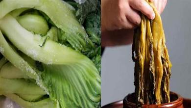 醃酸菜時,不能只放鹽!學會這種做法,酸菜又酸又脆口,吃一年都不壞!