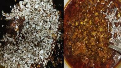 教你在家學做炸醬麵醬,拌面夾饃都好吃,配方簡單,看完就學會了