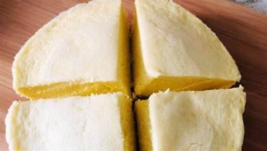 1碗麵粉4個雞蛋,不用烤箱不用電飯煲的蛋糕做法,香甜軟綿不上火
