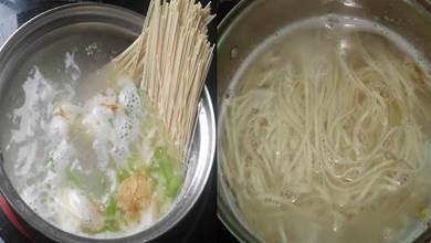 煮麵條時,最忌水開下鍋了,大廚教你正確做法,做出麵條爽滑勁道